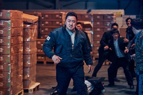韓国映画 映画 ザ・バッド・ガイズ マブリー マ・ドンソク