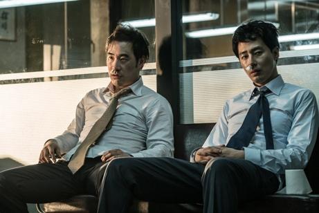 韓国映画 ザ・キング チョ・インソン ペ・ソンウ
