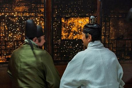韓国映画 世宗大王 星を追う者たち 映画 ハン・ソッキュ チェ・ミンシク