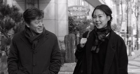 韓国映画 それから キム・ミニ ホン・サンス