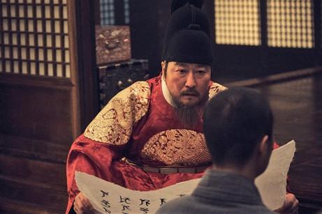 映画 韓国映画 王の願い ハングルの始まり 国之語音