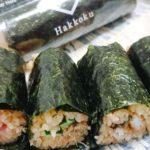 銀座 鮨 はっこく 寿司 手巻鮨