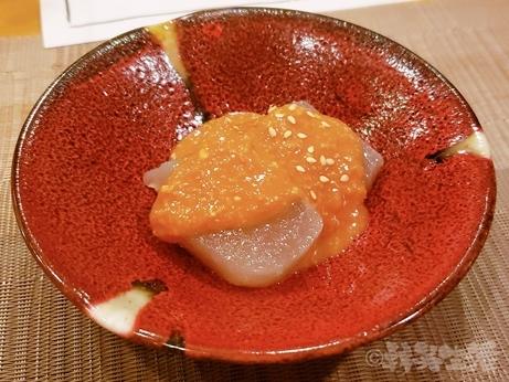 蒲田 グルメ 会員制 創作料理 コース料理 手作りコンニャク