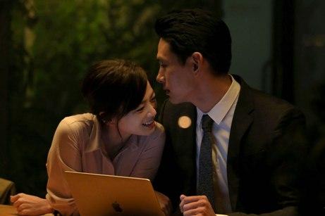 韓国映画 映画 めまい チョン・ウヒ