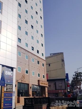 ソウル ビジネスホテル 東大門 東横イン タックスリファンド
