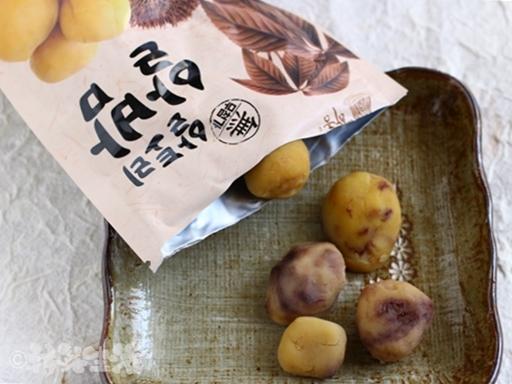 韓国 スーパー お土産 栗