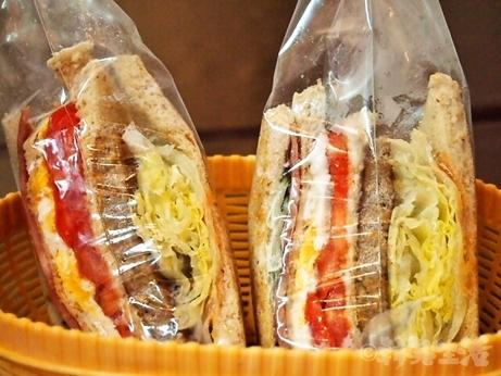 台湾グルメ 朝食 サンドイッチ 哇哇哇早餐店 民権西路