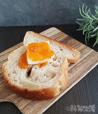 杏ジャム 手作り クリームチーズ ヨーグルト ブレッド