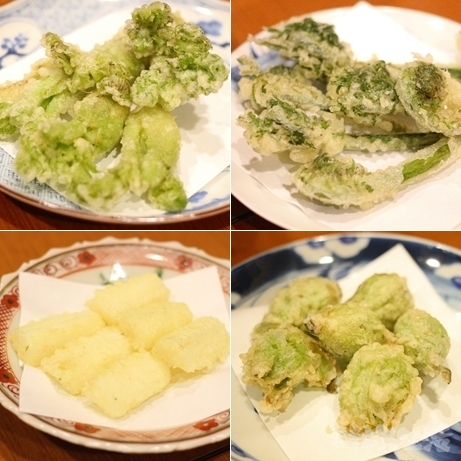 大塚 ミシュラン ビブグルマン くう 割烹 小料理 天ぷら