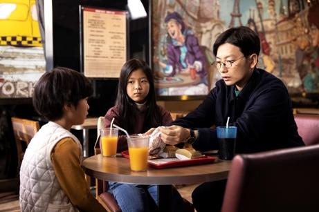 映画 韓国映画 幼い依頼人 実話 イ・ドンフィ
