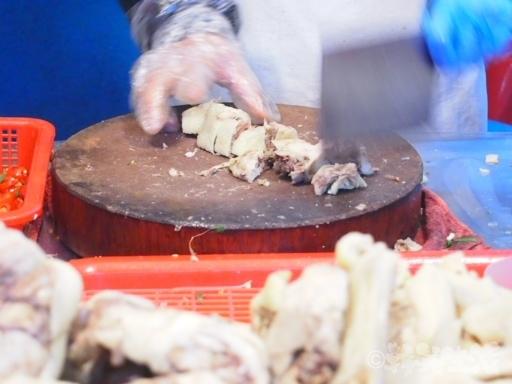 景美 塩水鶏 鶏肉 レバー