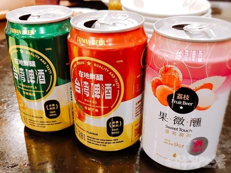 台湾料理 御徒町 仲御徒町 新竹 マンゴービール