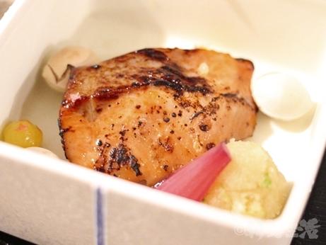 代官山 恵比寿 グルメ ワグラ wagura  コース 魚料理
