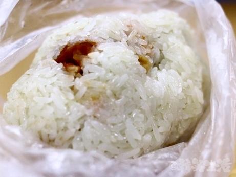 台湾グルメ 朝食 永和豆漿 民生店 松山機場 飯糰