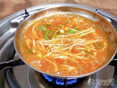 韓国グルメ 水曜美食会 景福宮 テボクチプ テボッチプ テンジャンチゲ