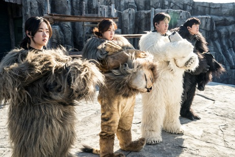映画 韓国映画 シークレット・ジョブ 傷つけない カン・ソラ