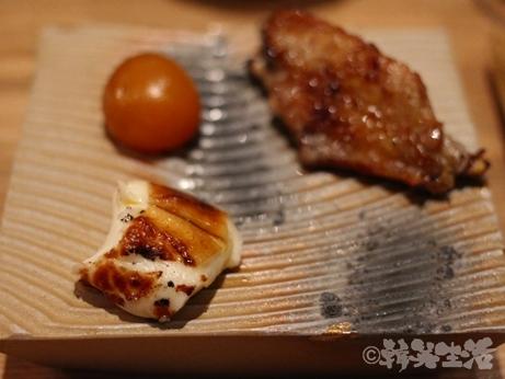 渋谷 焼鳥 とり茶太郎 チーズ