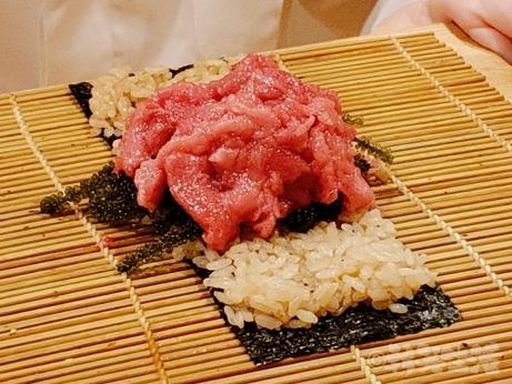 後楽寿司 やす秀 四ツ谷 鮨 芸能人御用達 鉄火巻