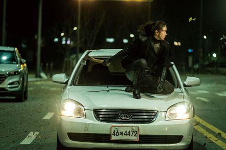 韓国映画 悪女 キム・オクビン シン・ハギュン