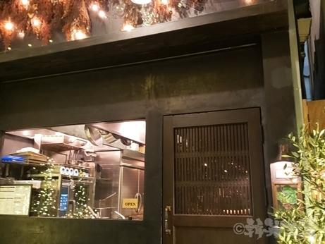 中野 レンガ坂 洋食堂 葡萄 バル