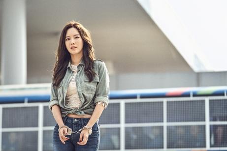 韓国映画 映画 ザ・バッド・ガイズ キム・アジュン