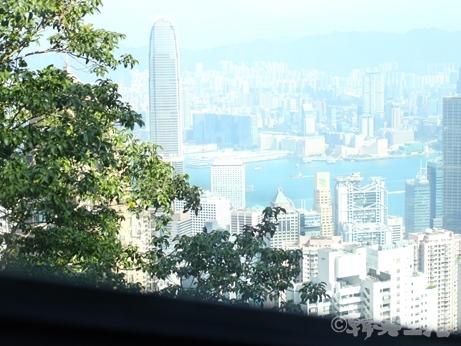 香港 乗り物 オクトパスカード ピークトラム