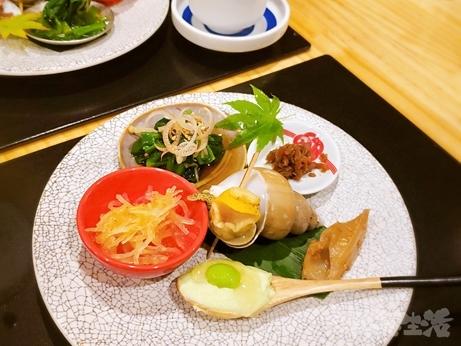 銀座 魚勝 コース料理 ペアリング 日本酒 八寸