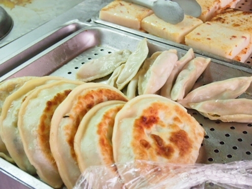 台北 朝食 永和豆漿 メニュー