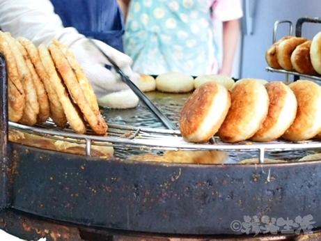 台湾グルメ 台北 古亭 温州街蘿蔔絲餅達人 蘿蔔絲 大根 揚げ餅