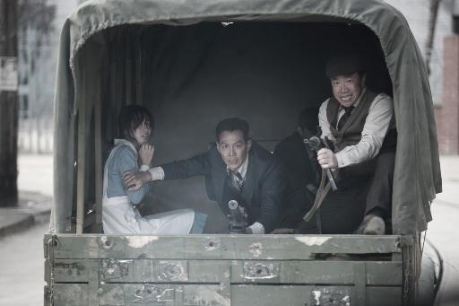 映画 仁川上陸作戦 オペレーション・クロマイト 韓国