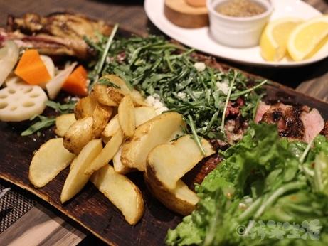 麹町 グルメ サロン・ド・カッパ イタリアン カレー ディナー ステーキ