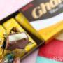 ■<今日のおやつ> チーズinのチョコレート