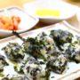 <ソウルの朝食> 優しく迎え入れてくれる食堂でキンパ@ソウル乙支路