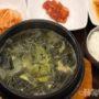 刺激的な料理に飽きたら食べたい! 優しい味のワカメスープ@ソウル明洞