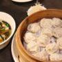 永康街でスープと一緒に食べるミニ小籠包@台北・東門