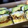 <ソウルの朝食> 初めて食べたアボカドと玉子焼きのキンパ@ソウル