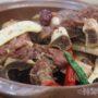 狎鴎亭の有名カルビチムの味を繁華街で@ソウル明洞